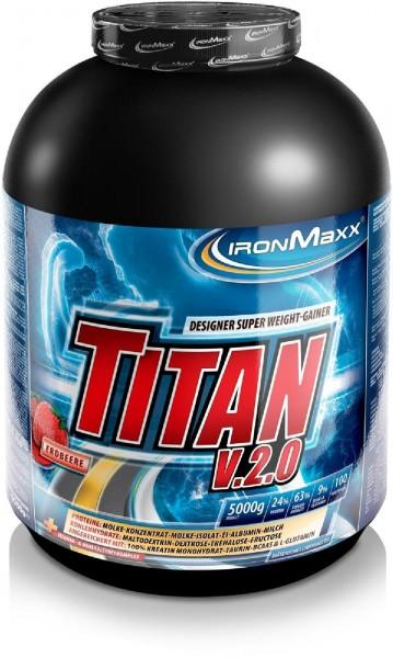 IronMaxx Titan V2.0, 5000 g Dose