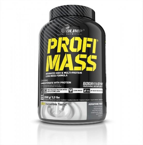 Olimp Profi Mass Weight Gainer, 2500 g Dose