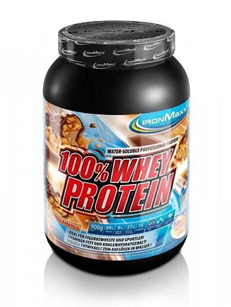 IronMaxx 100 % Whey Protein, 900 g Dose