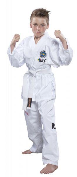 TOP TEN Taekwondo Dobok De-Luxe (ITF)