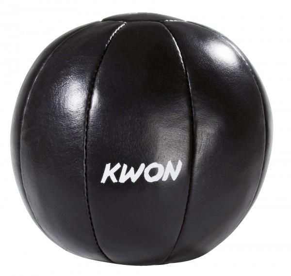 Schwarzer Medizinball 3 KG von KWON