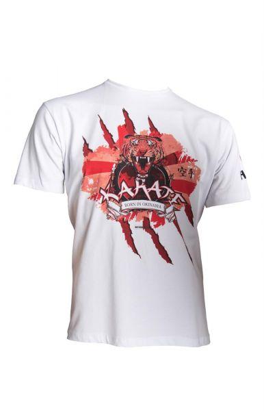 T-Shirt Hayashi Tiger Karate