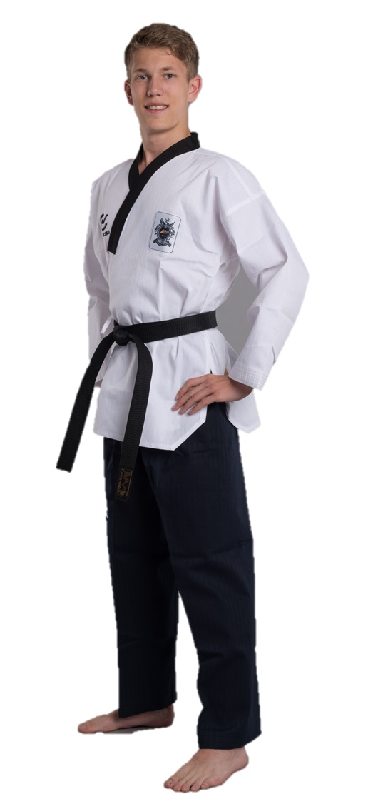 WACOKU Poomsae Taekwondoanzug (1 6 DAN, WTF)