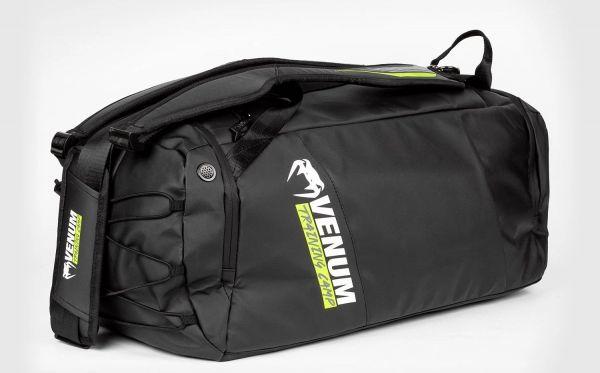 Venum VTC 3 Sport Bag - Black-Neo Yellow L