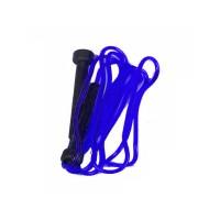 Ju-Sports Springseil Kunststoff blau