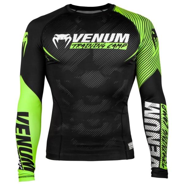 VENUM Training Camp 2.0 Rashguard Long Sleeves