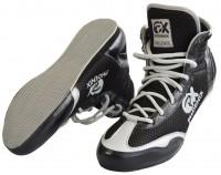 PHOENIX Box Schuhe, schwarz-grau