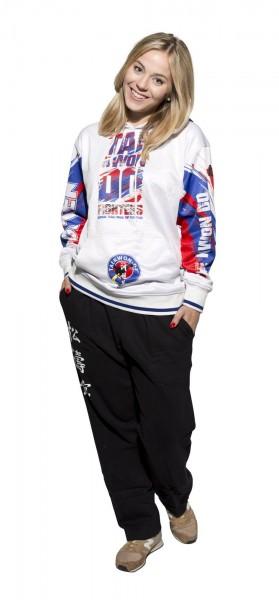 TOP TEN Hoodie ITF Taekwon-Do Fighters
