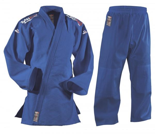 Blauer Danrho Judoanzug Classic