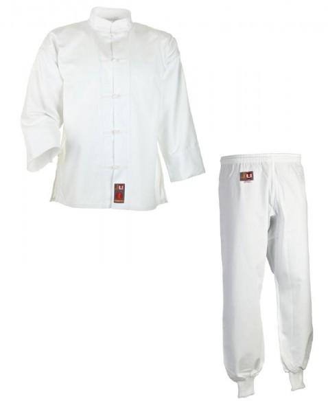 Ju-Sports Kung Fu Anzug weiß, Cotton