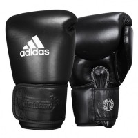 ADIDAS Muay Thai Glove Handschuhe 300 black