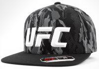 Venum UFC Fight Snapback Cap Black