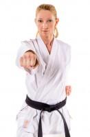 MOMOKO Joo Yuki-Gi Kata Karateanzug Damen (14oz)