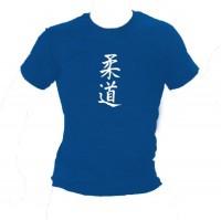 Ju-Sports Shirt Judo Kanji