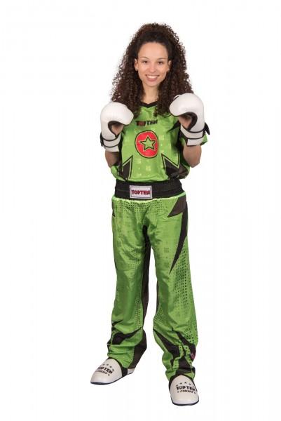 TOP TEN Kickbox Anzug Future - Damen