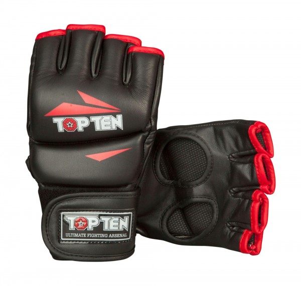 TOP TEN MMA Ultimate-Fight-Handschuhe Triangle