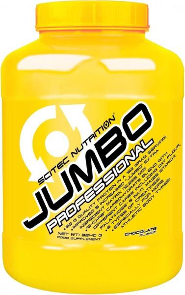 Scitec Nutrition Jumbo Professional, 3240 g Dose