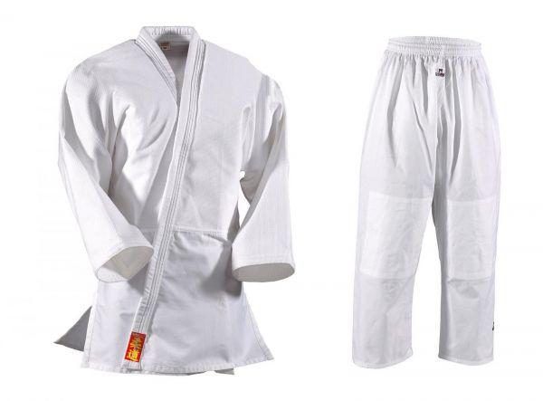 Weißer Judoanzug Yamanashi von Danrho