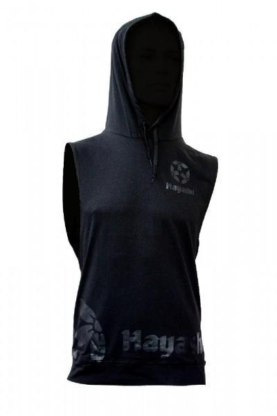 HAYASHI Hooded Tank Top Biceps
