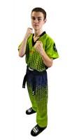 TOP TEN Grafic Jade Kickboxuniform