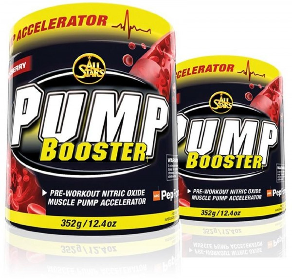 All Stars Pump Booster, 352 g Dose, Black Berry