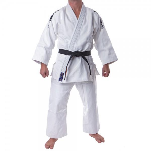 Weißer HAYASHI Osaka Judoanzug
