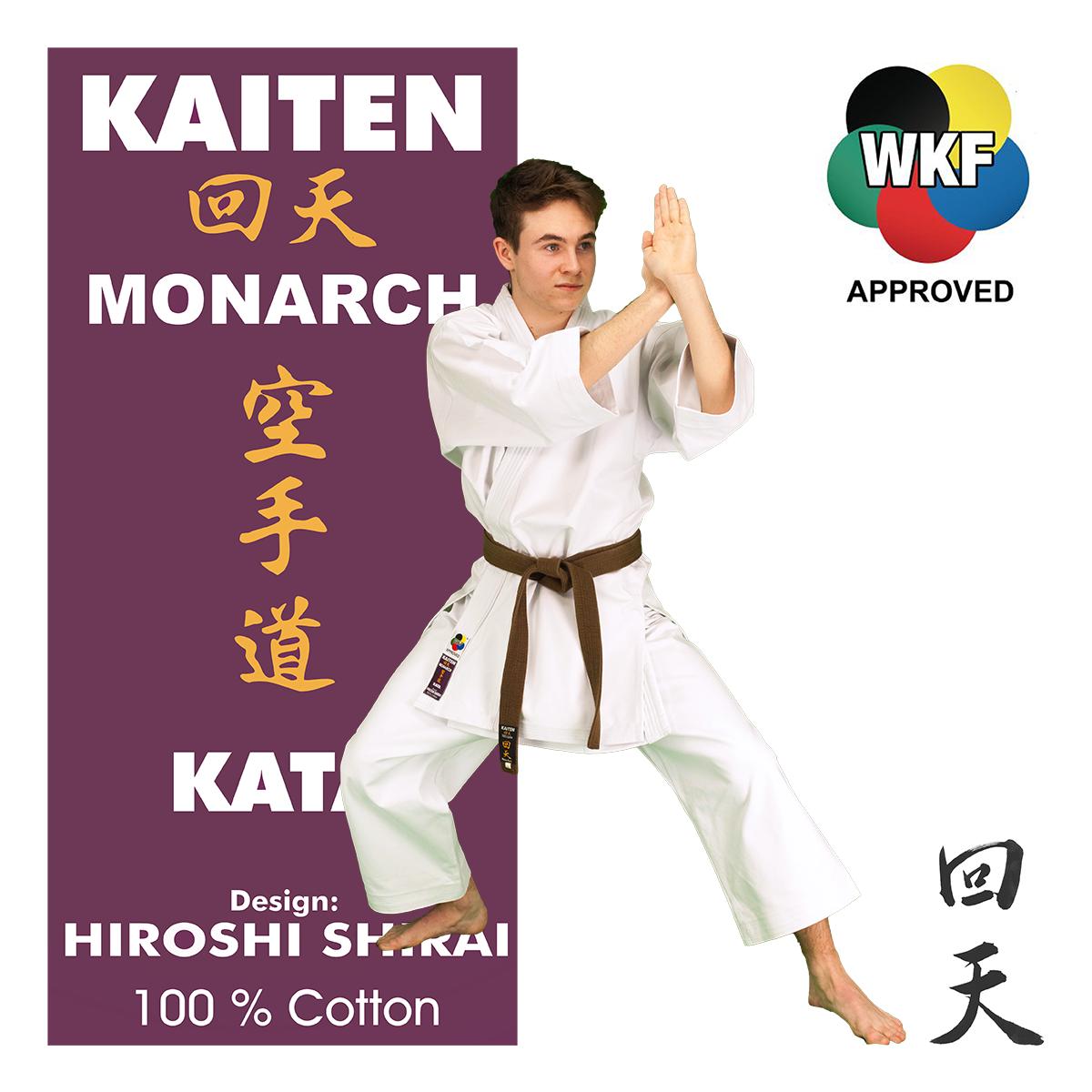 SV Kung Fu Wing Tsun Kwon Baumwollhose schwarz in 8Oz.180-190cm.Karate,TKD
