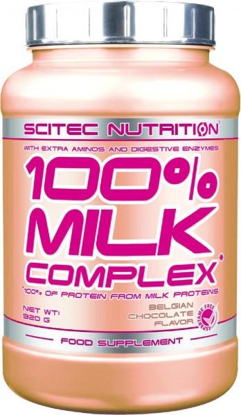 Scitec Nutrition 100% Milk Complex, 920 g Dose