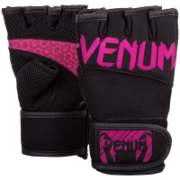 "VENUM Trainingshandschuhe Body Fitness Gloves ""Aero"" - Black/Pink"