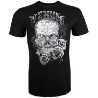 "VENUM T-Shirt ""Santa Muerte 3.0"" - Black/White"