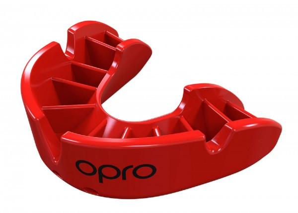 Ju-Sports OPRO Zahnschutz Bronze - Red