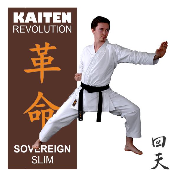 KAITEN Karateanzug REVOLUTION Sovereign SLIM
