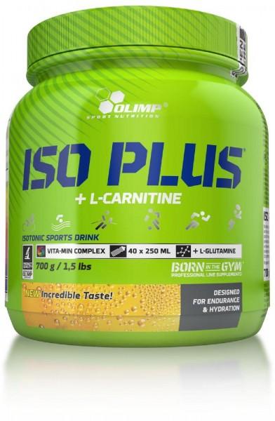 Olimp Iso Plus Powder, 700 g Dose