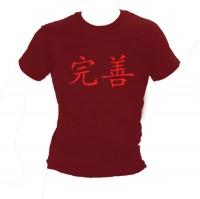Ju-Sports Shirt Perfektion Kanji