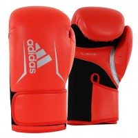ADIDAS Damen-Boxhandschuhe Speed 100 Women red/black/silver