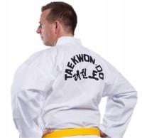 WACOKU Taekwondoanzug WT Comp mit Bestickung