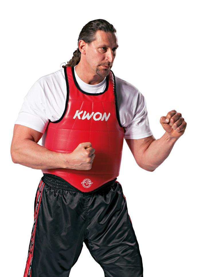 KWON ® Competition Double CE WTF TKD Kampfweste Wendeweste Kampfsportweste Taekw