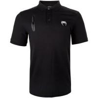 "VENUM Polo Shirt ""Laser"" - Black"