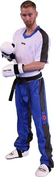 TOP TEN Kickbox Uniform Flexz - Blue