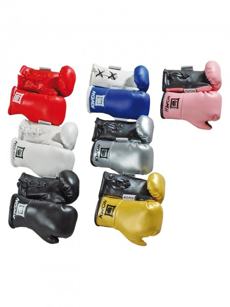 Farbige KWON Mini Boxhandschuhe