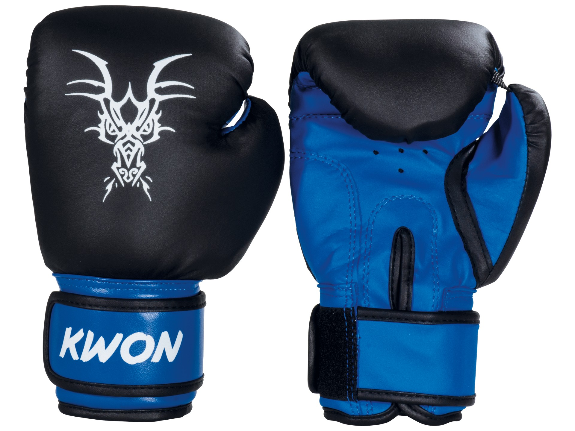 Boxhandschuhe Kinder blau