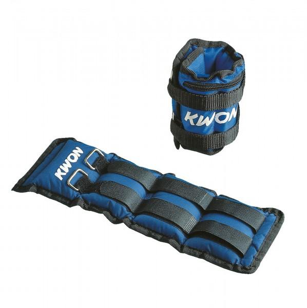 KWON Arm- und Fußgewichte 1-5 KG (Paar)