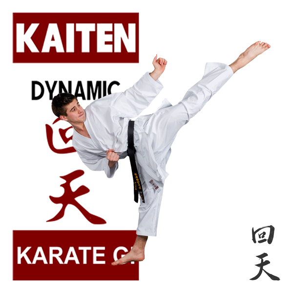 KAITEN Karateanzug New Dynamic