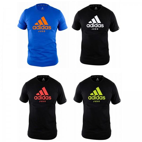 Adidas Judo T Shirt Kampfhelden