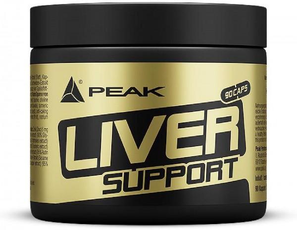 Peak Performance Liver Support, 90 Kapseln Dose