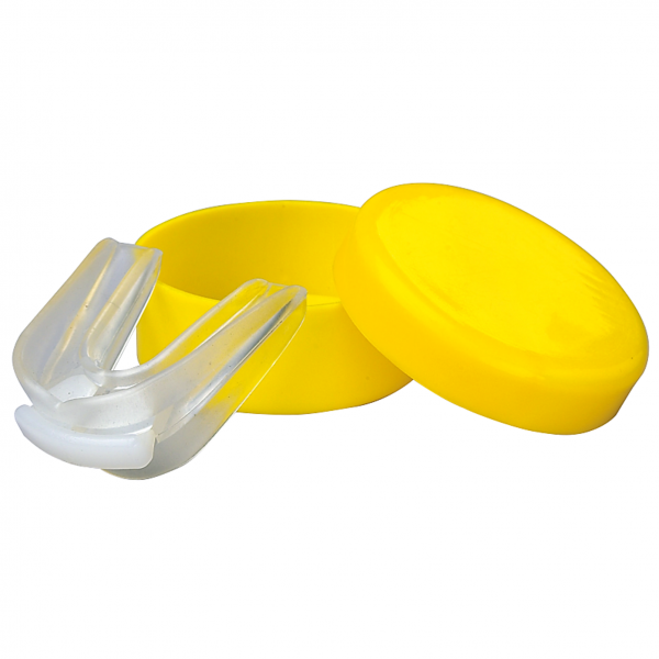 Zahnschutz Double CE inkl. Transportbox von KWON