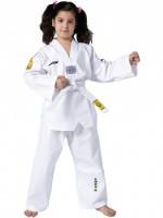 KWON CLUBLINE Tiger Taekwondo Anzug für Mädchen