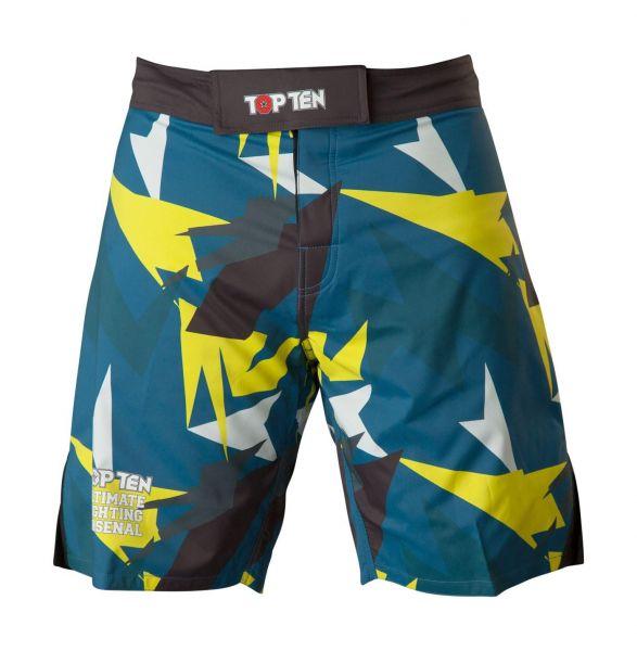 MMA Shorts Jungle elastisch schnelltrocknend atmungsaktiv schwimmshorts fitnesshose