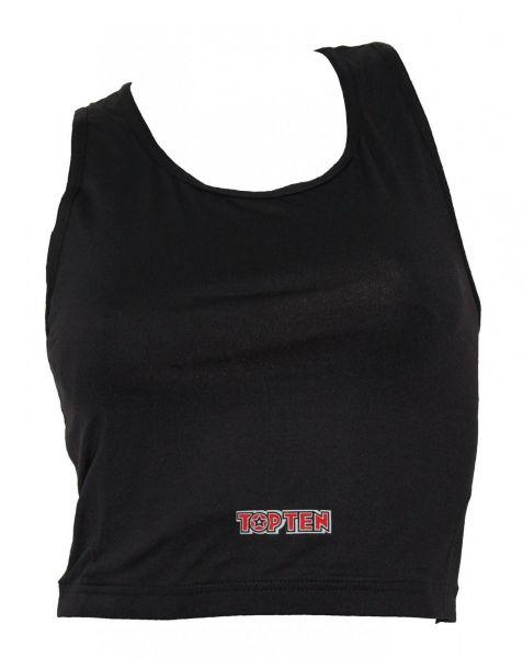Damenbrustschutz Boxen Hartplastik Top Ten schwarz