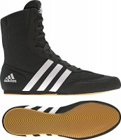 Adidas Boxstiefel Box Hog 2 in Schwarz
